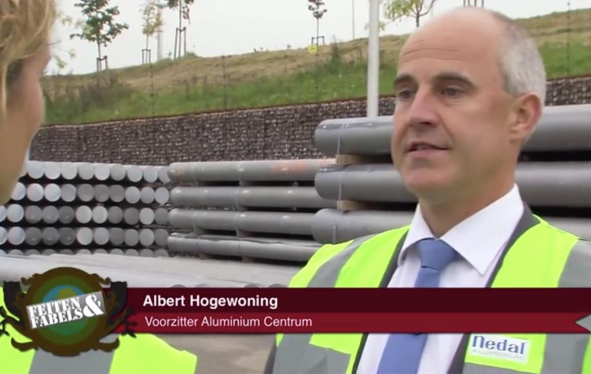 Is aluminium net zo sterk als staal? - TV uitzending 'Feiten en fabels'