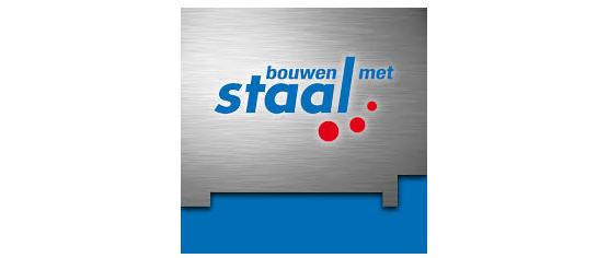Bouwen met Staal logo