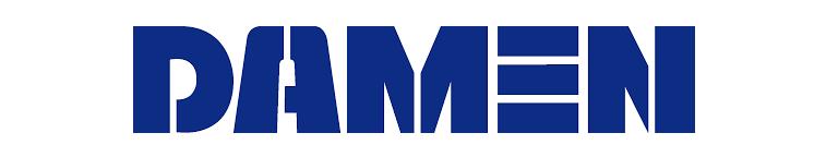 Damen Shipyard logo